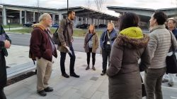 Sustainability at work: Scoping out solar parking canopy