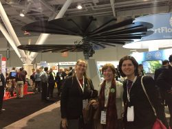Sustainability at work: ECo team visiting GreenBuild Expo Nov 8th